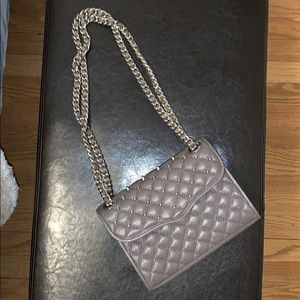 Rebecca Minkoff Quilted Affair Studded Crossbody